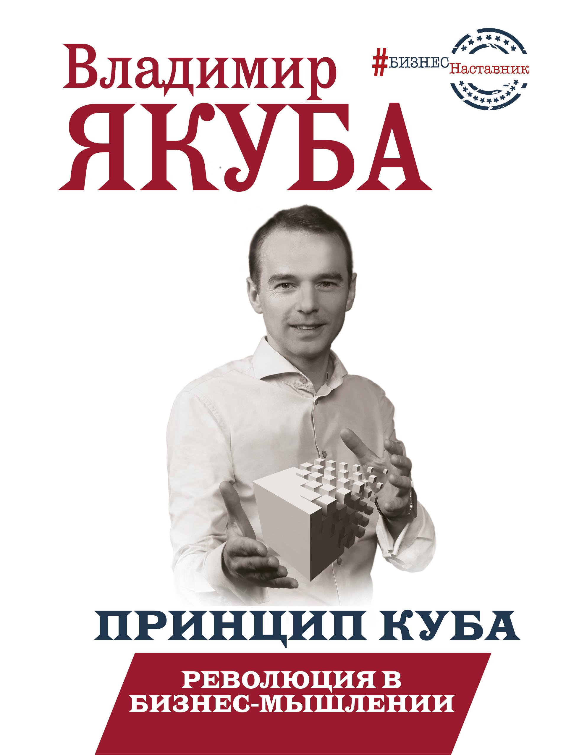 Владимир Якуба Принцип куба. Революция в бизнес-мышлении