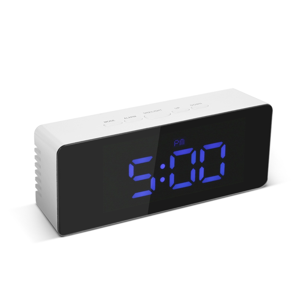 Настольные часы TopSeller с термометром алкотестер tomtop