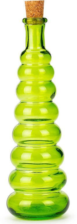 Бутылка San Miguel Bolas, SM5313D-3, зеленый, 400 мл