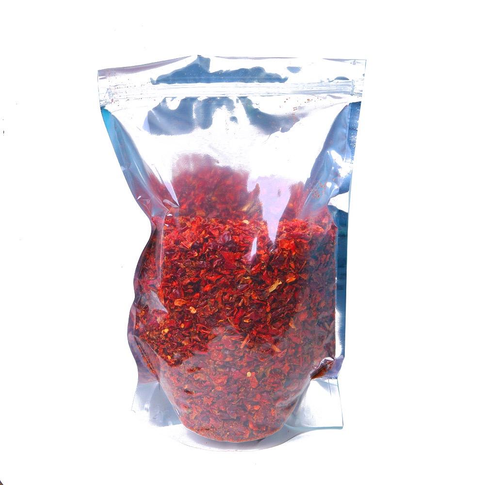 Паприка HobbyHelper красная хлопьями 6х6 мм (500 г) паприка красная сушёная 50 г китай