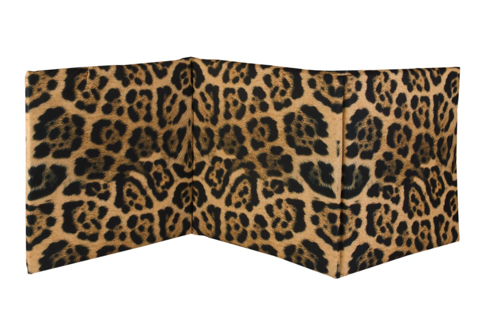 Матрас для шезлонга GiftnHome SEAT -3 Леопард