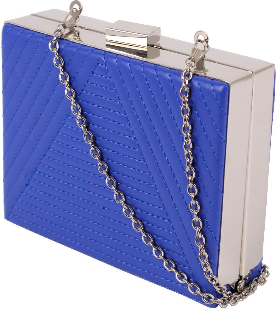 Клатч женский Flioraj, 001 blue, синий клатч picard 9129 06e 001 schwarz