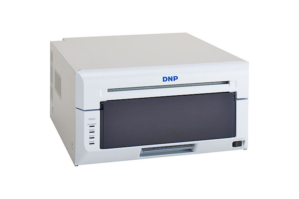 Фото - Сублимационный фотопринтер DS-820, серый фотопринтер