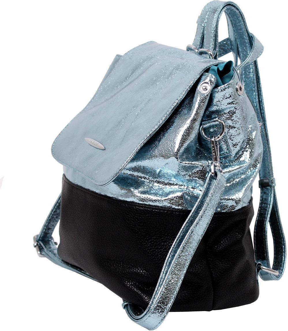 Рюкзак женский Flioraj, 1776 green, черный рюкзак женский flioraj цвет серый 9806 1605 106