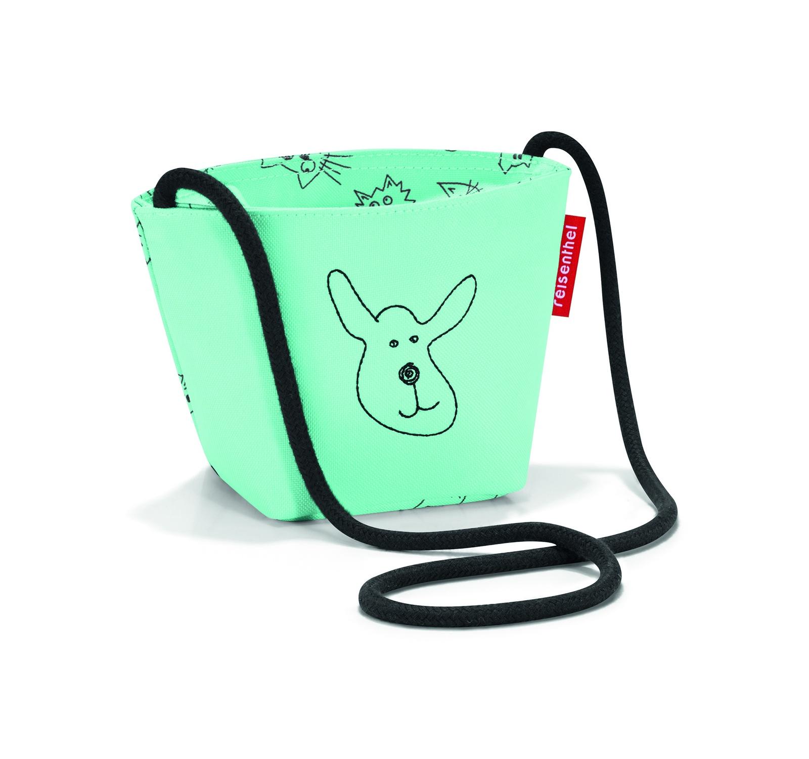 Сумка на плечо Reisenthel Minibag малыш kid дети schoolbag для мальчика девочка 3d мультфильм животных рюкзак мешок школы детский сад дети детская сумка