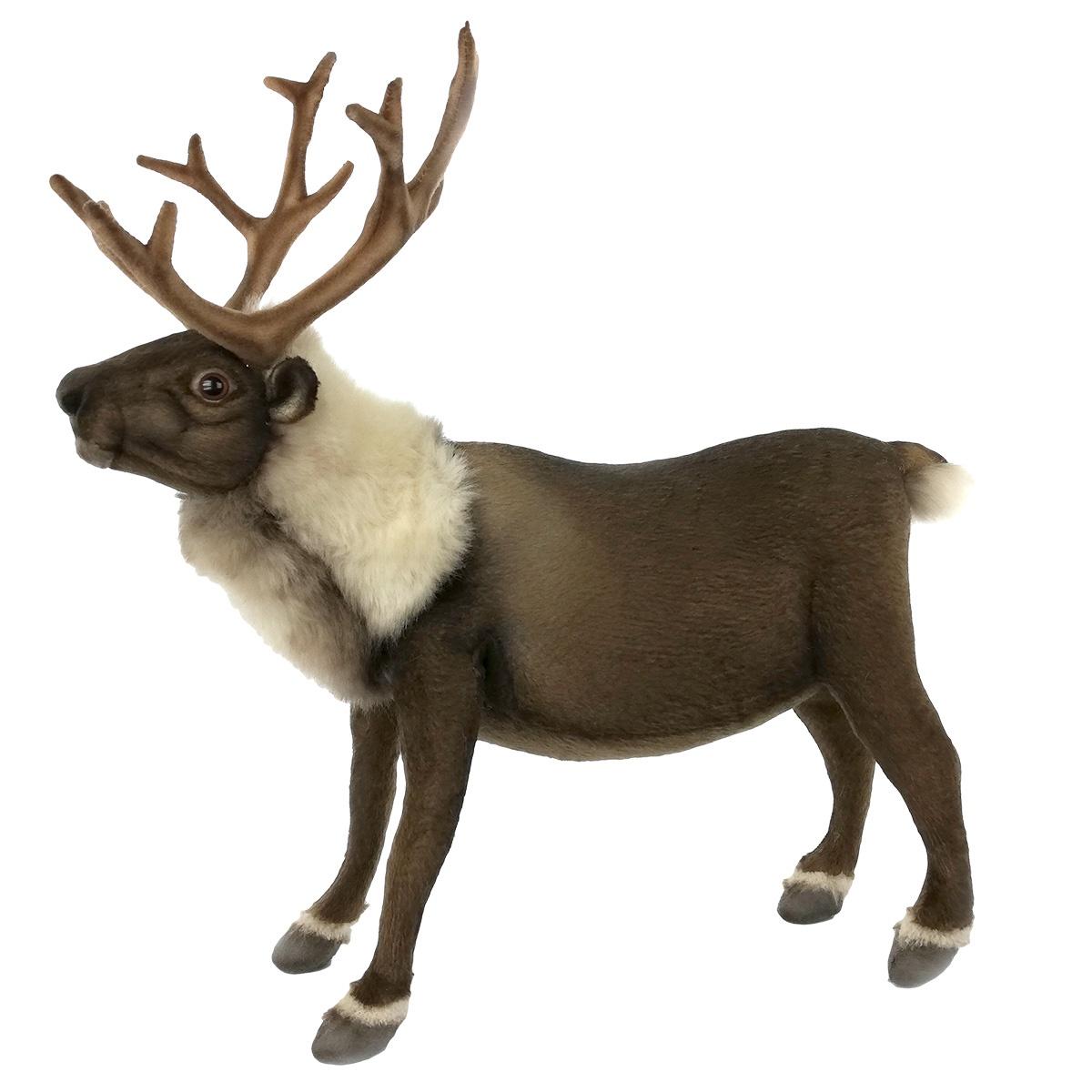 Мягкая игрушка HANSA 7863 archpole настенные рога с головой дорогой олень