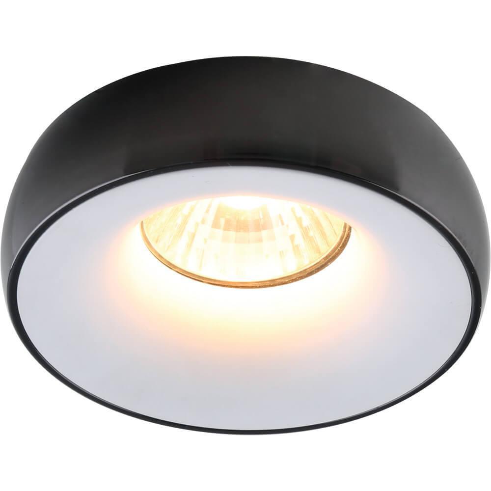 Встраиваемый светильник Divinare 1827/04 PL-1, черный