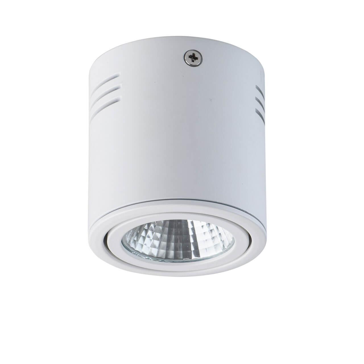 Потолочный светильник De Markt 637014101, белый цена
