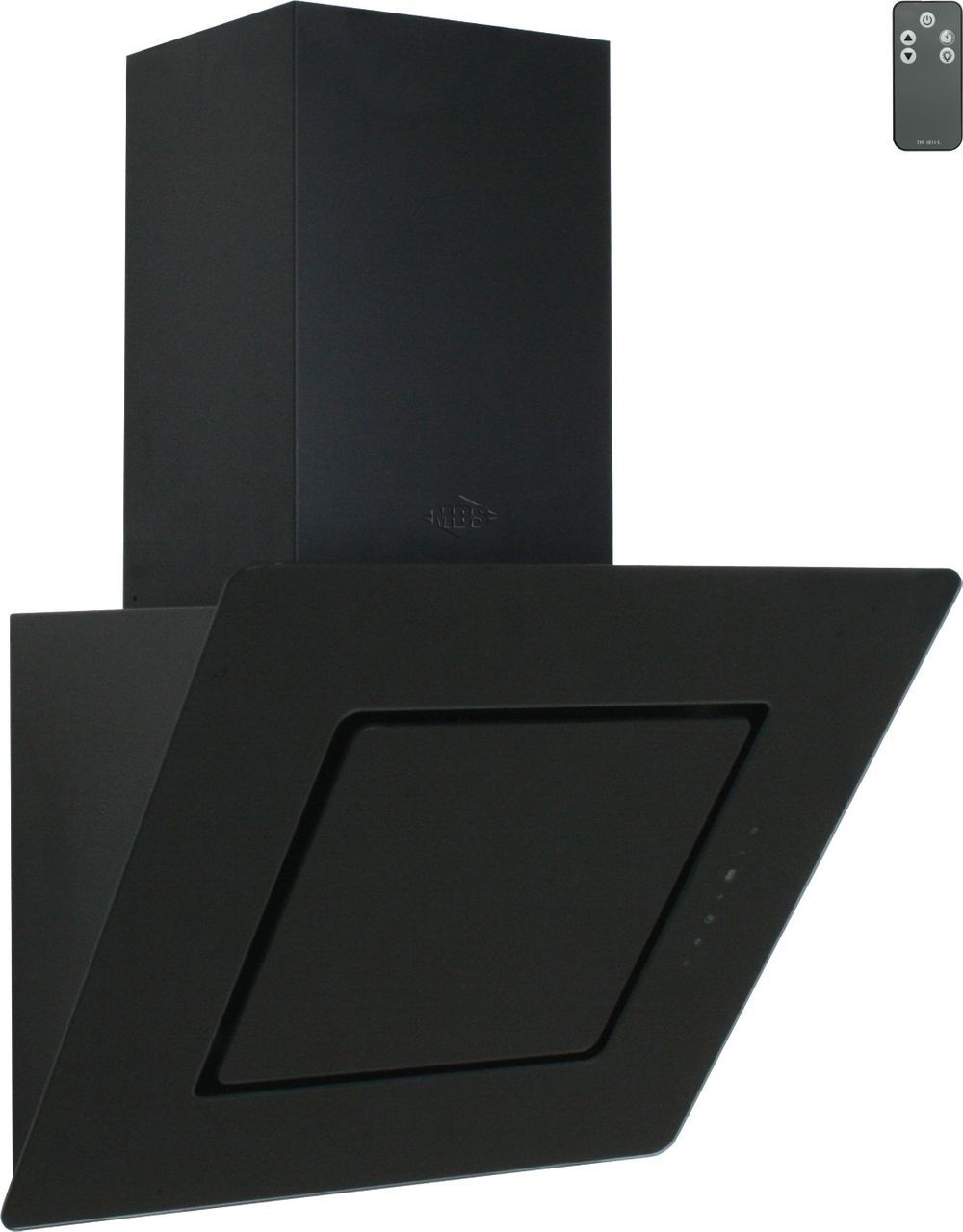 Вытяжка MBS CAMELLIA 150 BLACK MBS
