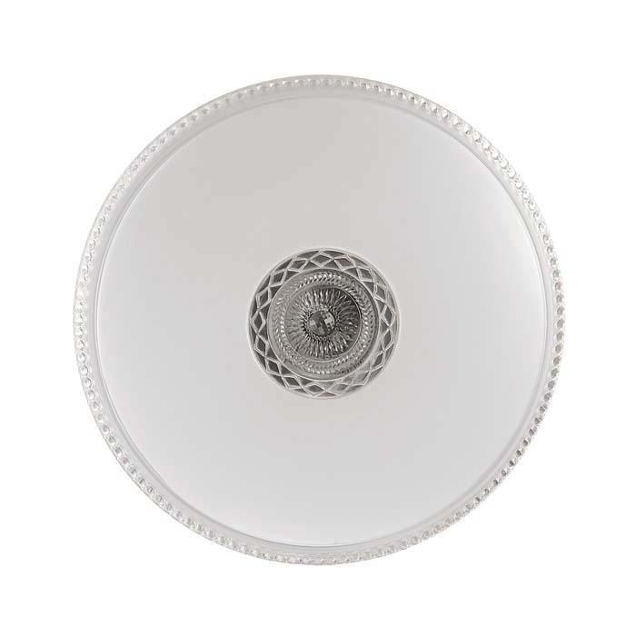 Настенно-потолочный светильник Sonex 2044/EL, белый потолочный светодиодный светильник sonex 1233 al