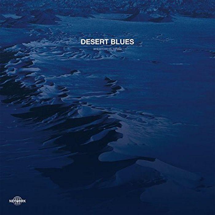 Various Artists. Desert Blues (2 LP) desert blues ambiance du sahara 2 cd