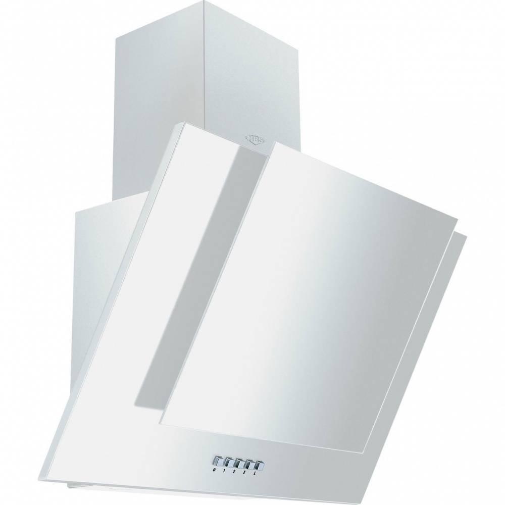 Вытяжка MBS FATSIA 160 GLASS WHITE, белый MBS