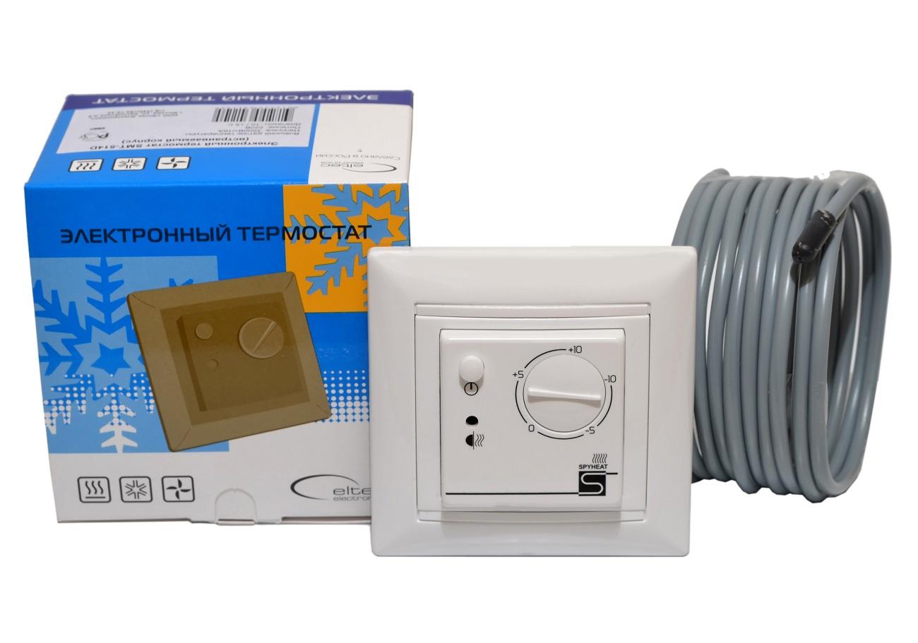 Терморегулятор электронный для систем антиобледенения SPYHEAT SMT-514D (от -10 до +10С) цены