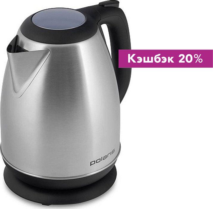 Электрический чайник POLARIS POLARIS PWK-1751-СA, 00-00014661 цена и фото