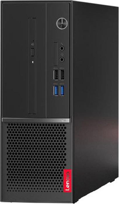 Настольный компьютер Lenovo V530s-07ICB SFF, 10TX0036RU, черный пк lenovo v530s 07icb sff i5 8400 3 6 8gb ssd256gb hdg dvdrw noos 180w клавиатура мышь черный