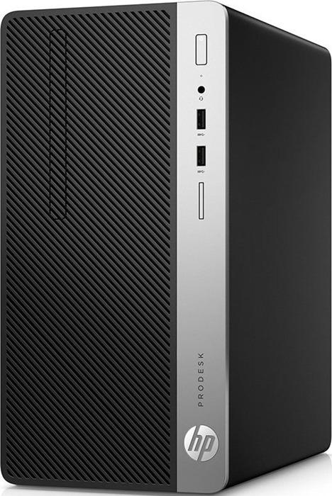 Настольный компьютер HP ProDesk 400 G5 MT, 4HR93EA, черный