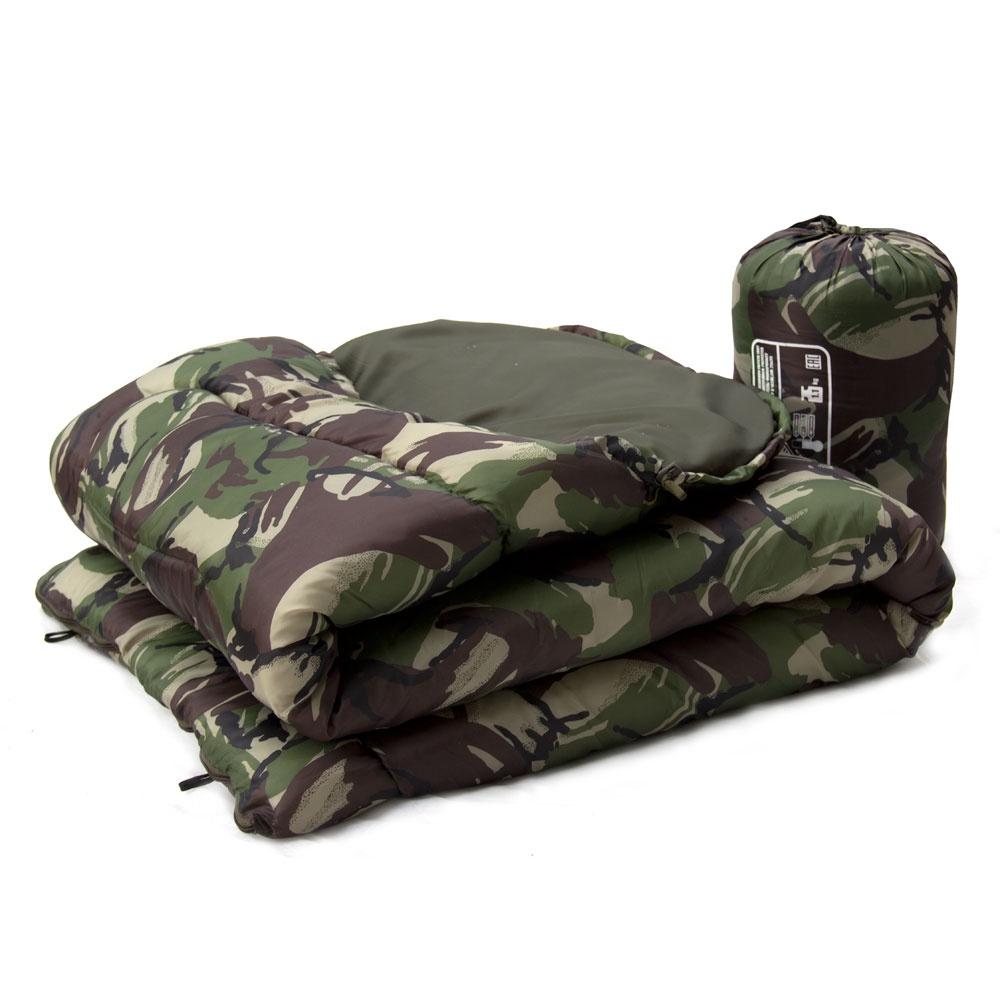 Спальный мешок Prival Camp bag кукла, правосторонняя молния, 220х70 см