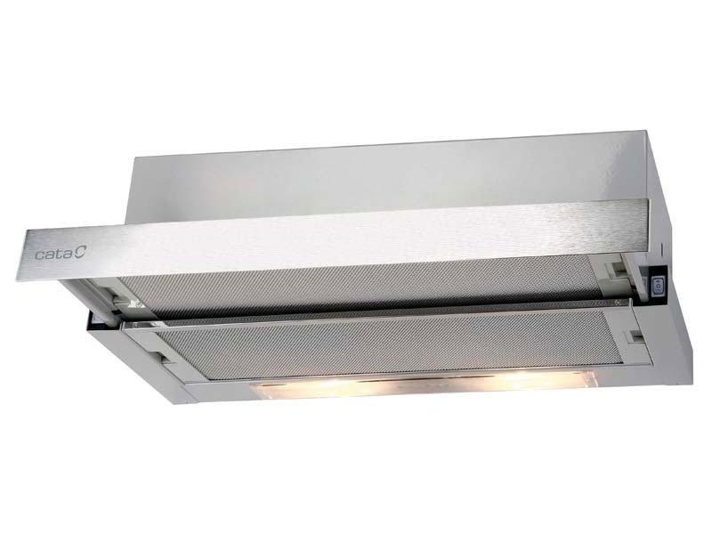 Вытяжка Cata TF-2003 DURALUM 600 /C, серебристый