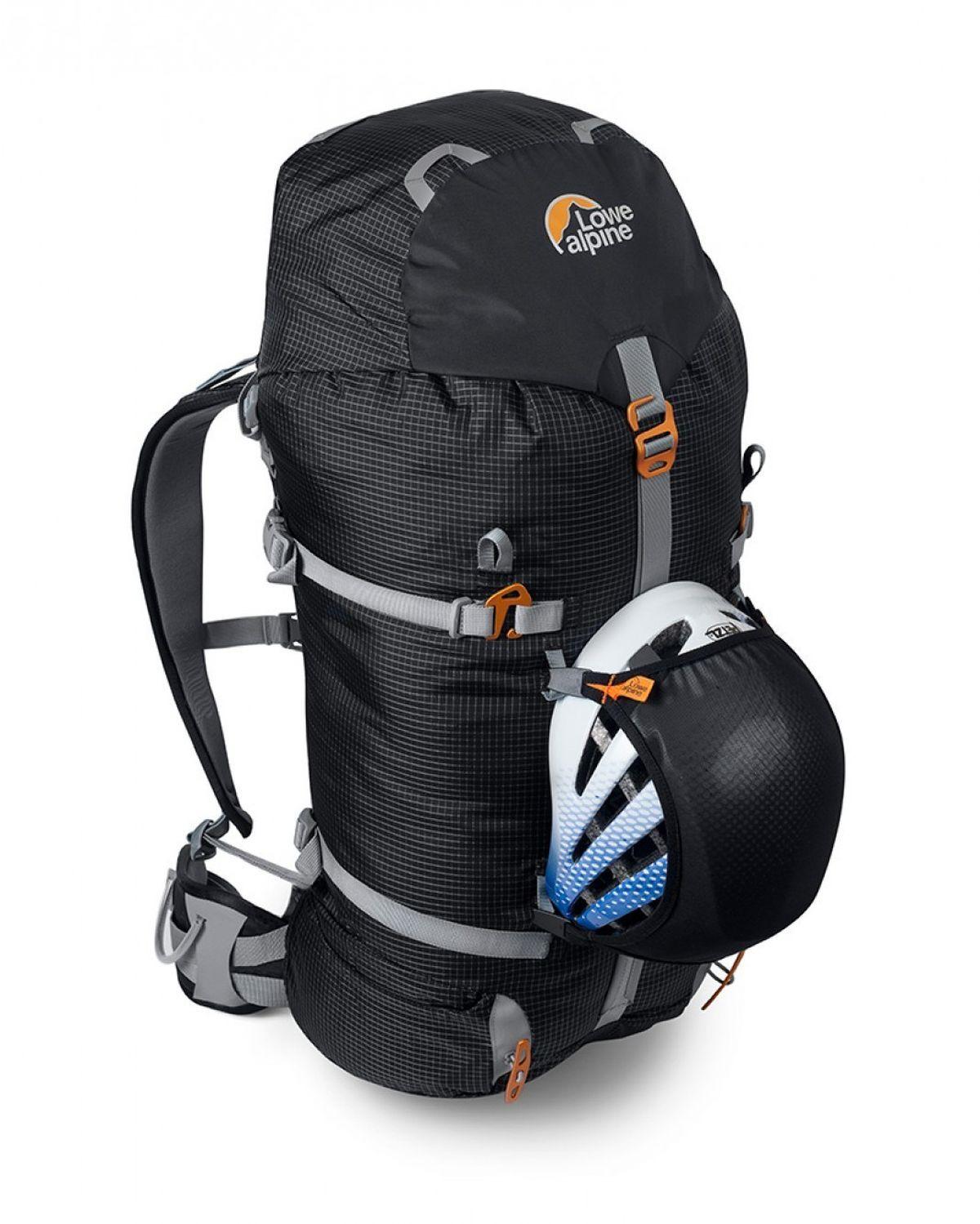 Держатель для шлема Lowe Alpine, FAE-72-BL-U, черный