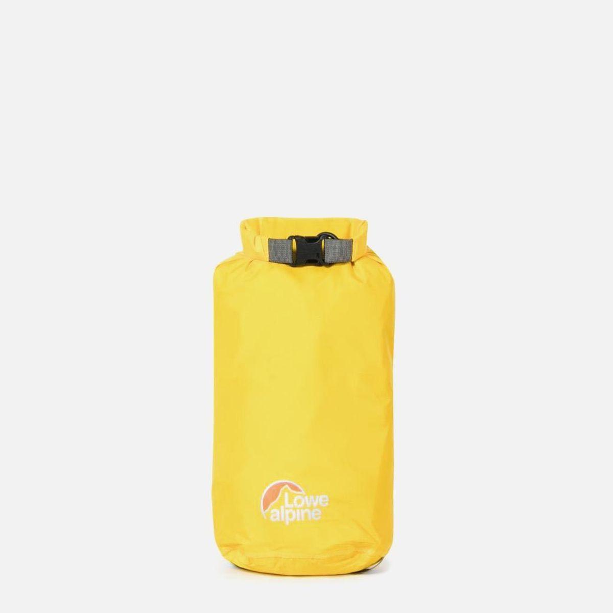 Гермочехол Lowe Alpine Drysack, FAE-55-XS, желтый, размер XS