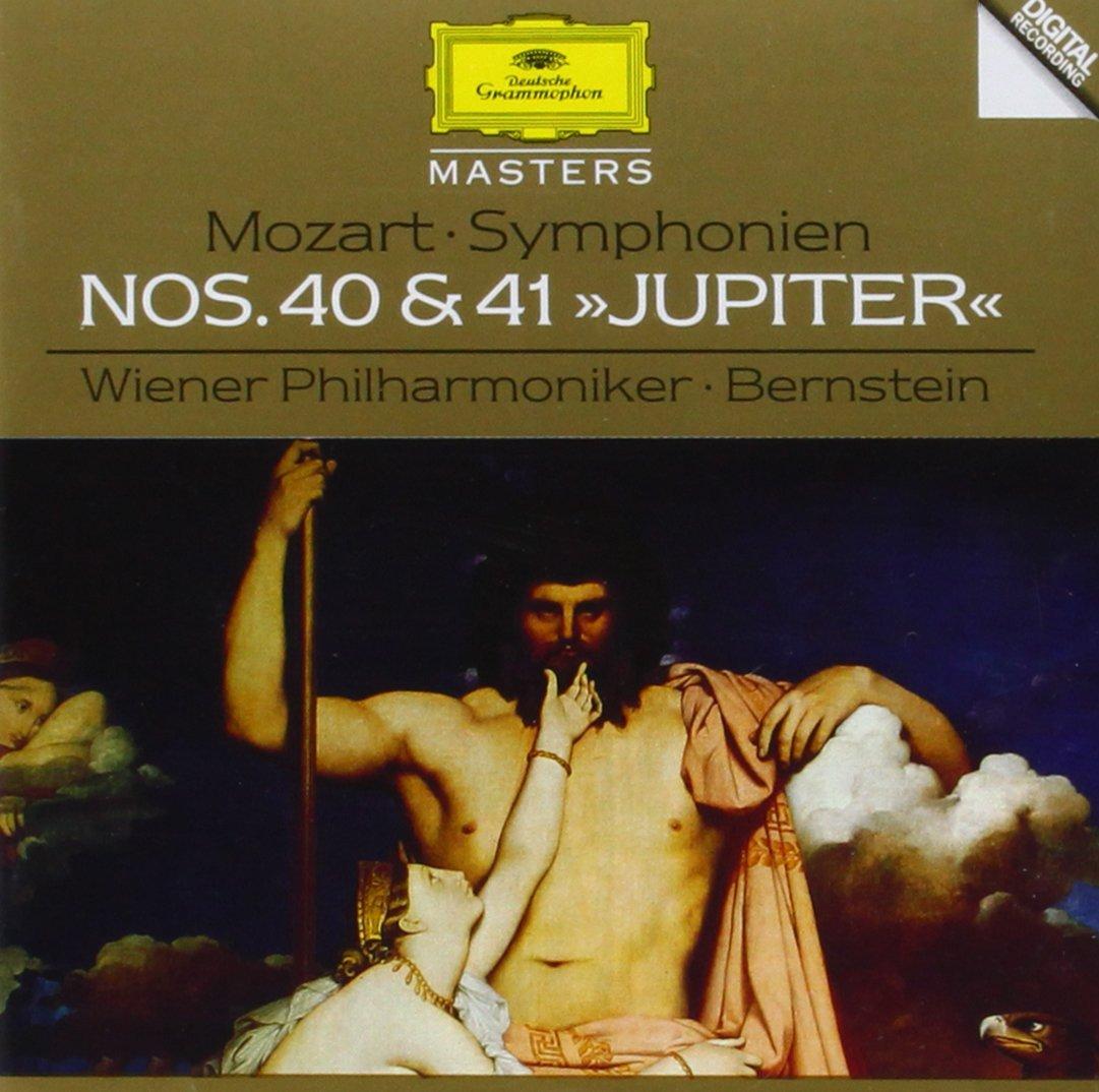Leonard Bernstein. Mozart: Symphonies Nos.40 & 41