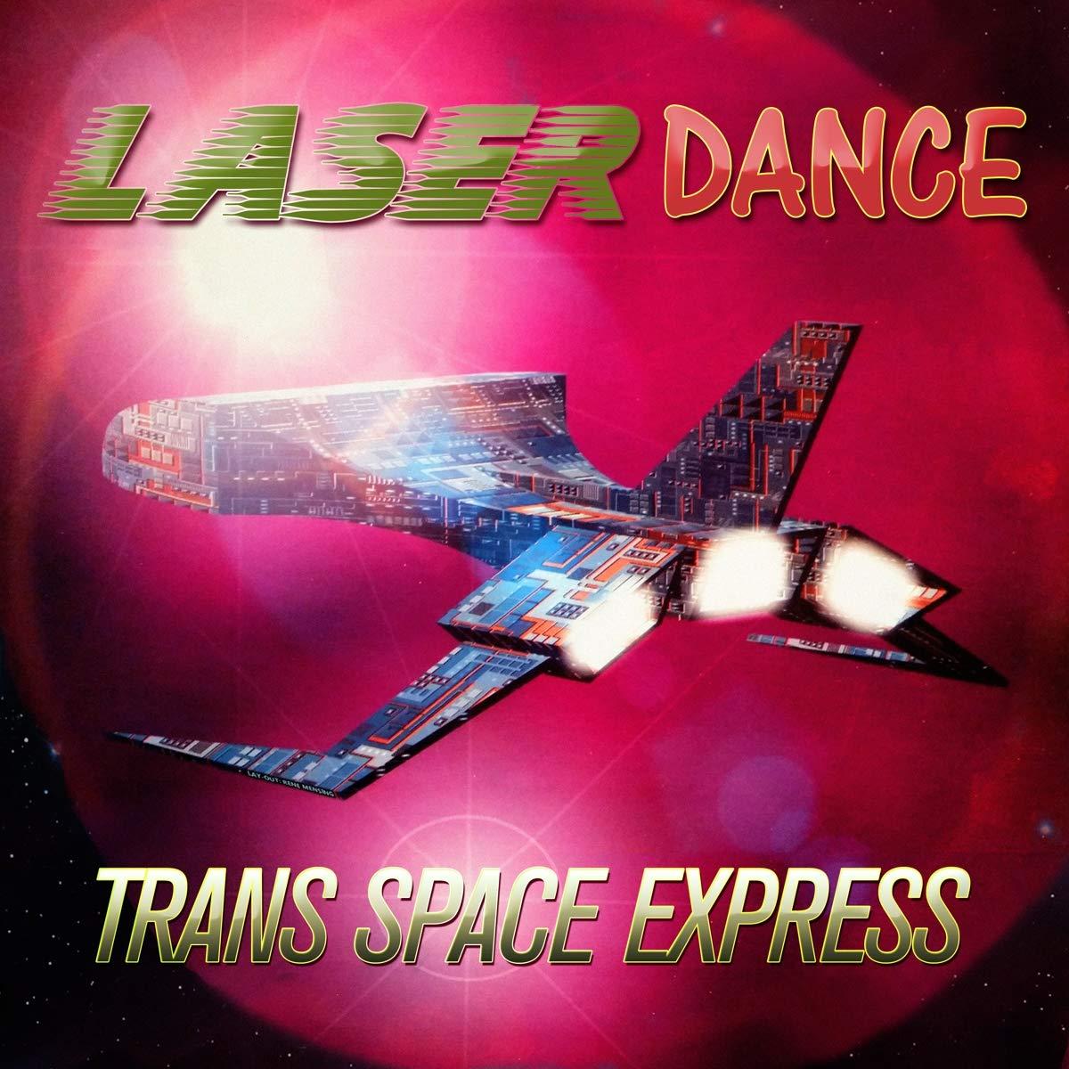 Laserdance Laserdance. Trans Space Express (2 LP)