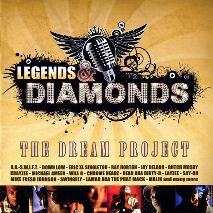 League of Legends,The Diamonds Legends & Diamonds. The Dream Project