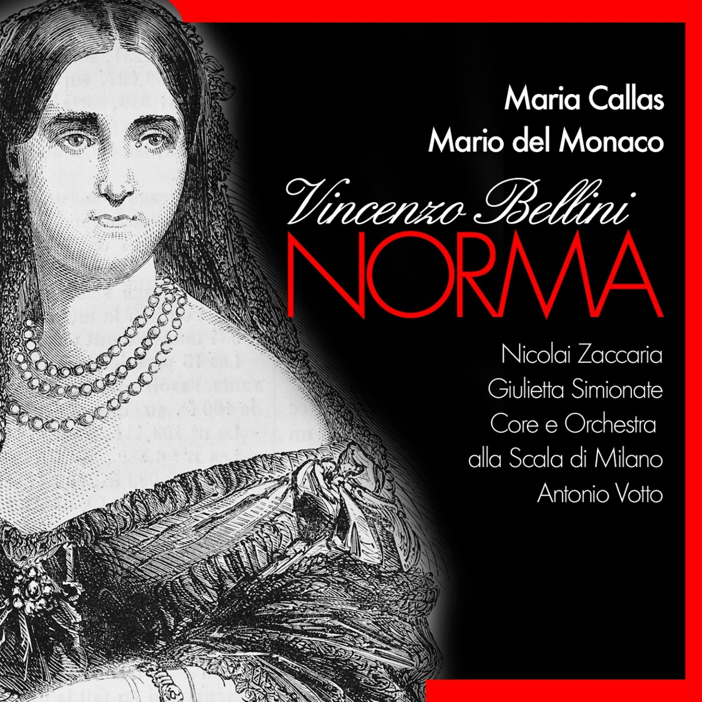 Мария Каллас Maria Callas. Vincenzo Bellini. Norma (2 CD) vincenzo bellini norma tragedia lirica classic reprint