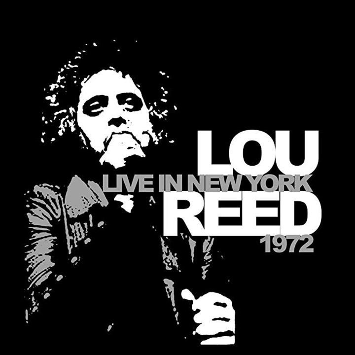 Лу Рид Lou Reed. Live In New York 1972 лу рид lou reed live in concert