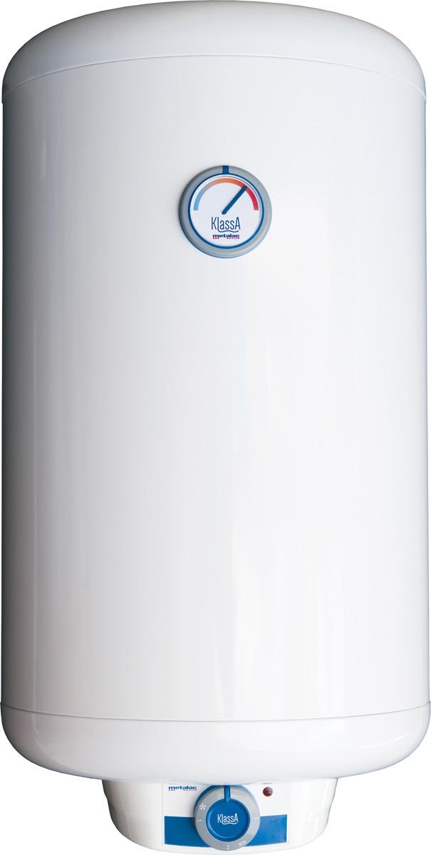 Водонагреватель накопительный электрический Metalac Klassa CHU 80 R, белый