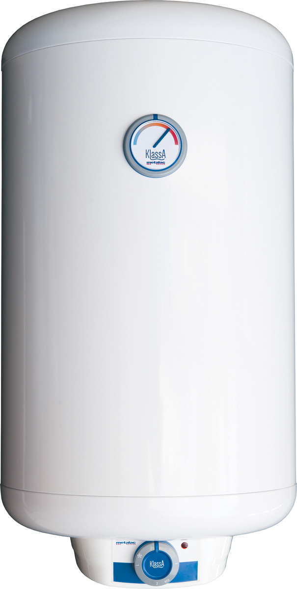 Водонагреватель накопительный электрический Metalac Klassa CHU 120 R, белый