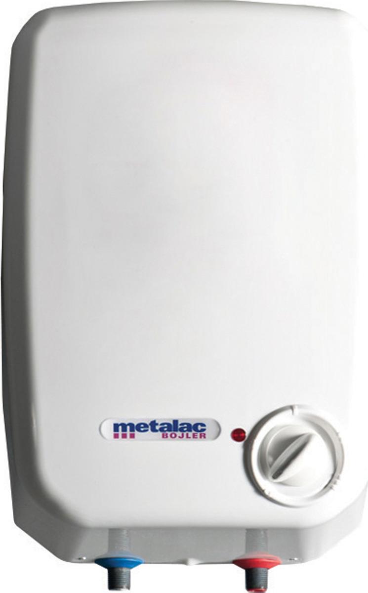 Водонагреватель накопительный электрический Metalac Compact A 8 R, белый