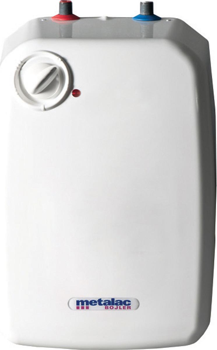 Водонагреватель накопительный электрический Metalac Compact В 8 R, белый