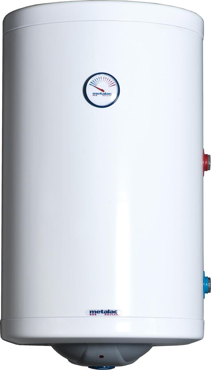 Водонагреватель накопительный электрический Metalac Heatleader MB INOX 80 PKD R, белый