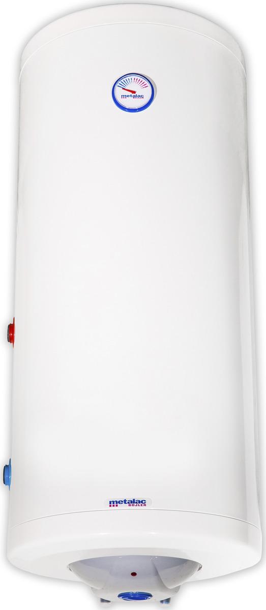 Водонагреватель накопительный электрический Metalac Heatleader MB INOX 120 PKL R, белый