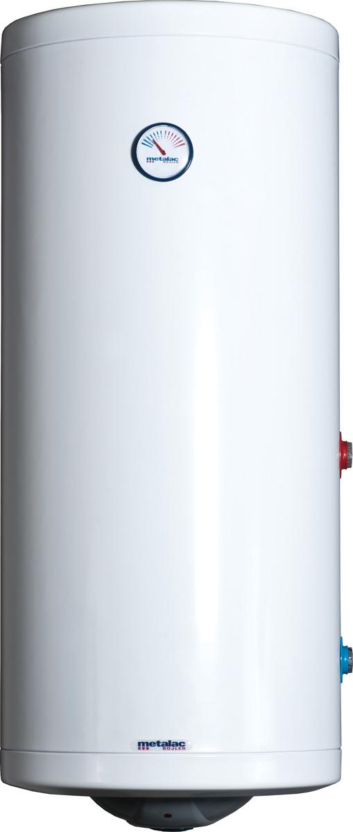 Водонагреватель накопительный электрический Metalac Heatleader MB INOX 120 PKD R, белый