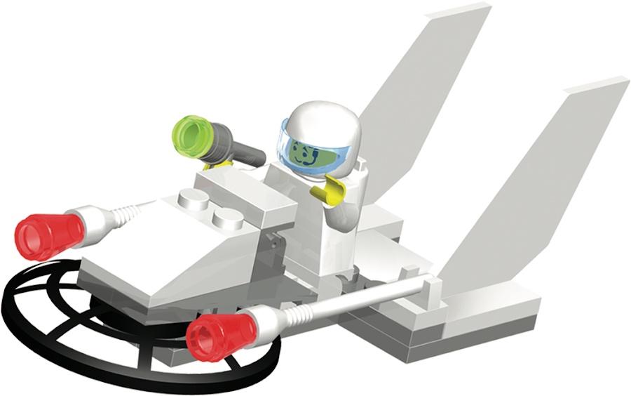 Пластиковый конструктор Город Игр GI-6275