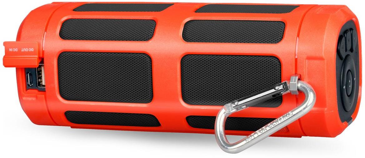 Портативная акустическая система Interstep SBS-160, красный