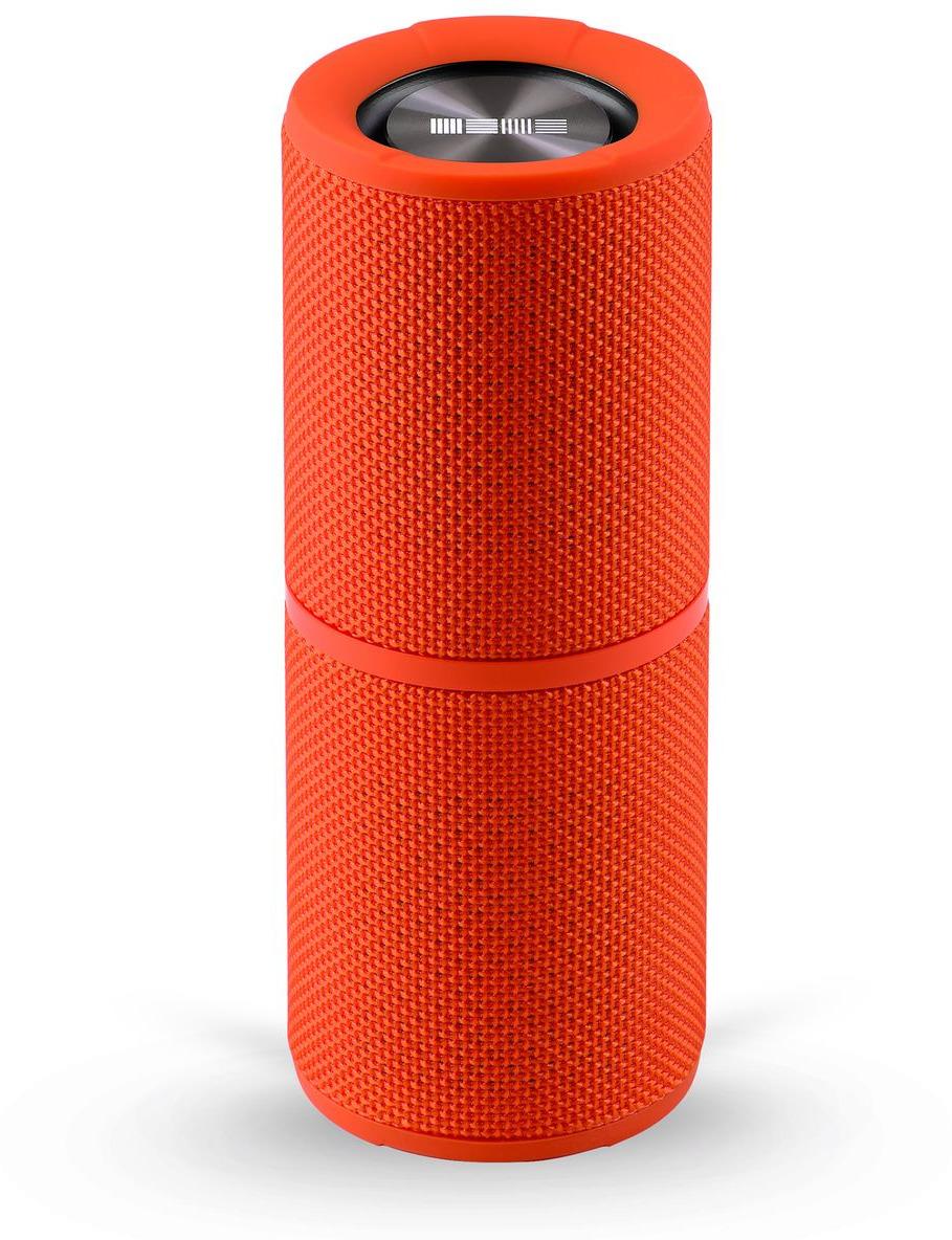 лучшая цена Портативная акустическая система Interstep SBS-180, оранжевый