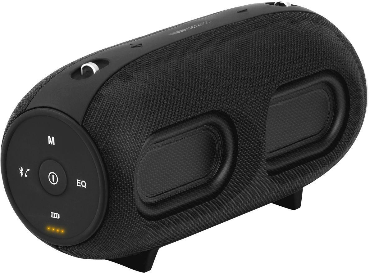 Портативная акустическая система Interstep SBS-380, черный