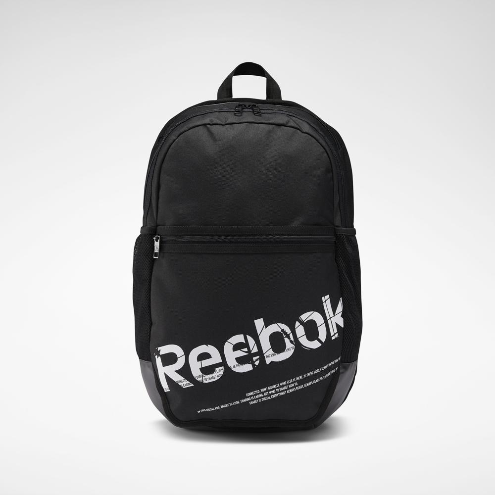 Рюкзак Reebok Wor Active Gr Bp, EC5431, черный рюкзак adidas zne bp core gr цвет черный dt5086