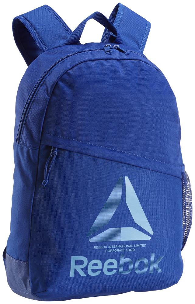 Рюкзак Reebok Te M Bckpck, EC5574, ярко-синий рюкзак мужской quiksilver everydaypostemb m eqybp03501 bng0 королевский синий