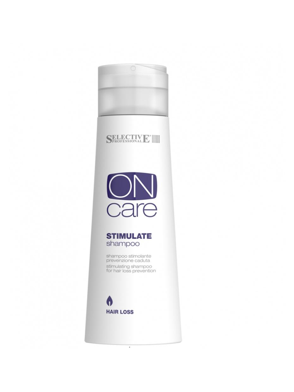Шампунь для волос Selective Professional Stimulate shampoo цена 2017