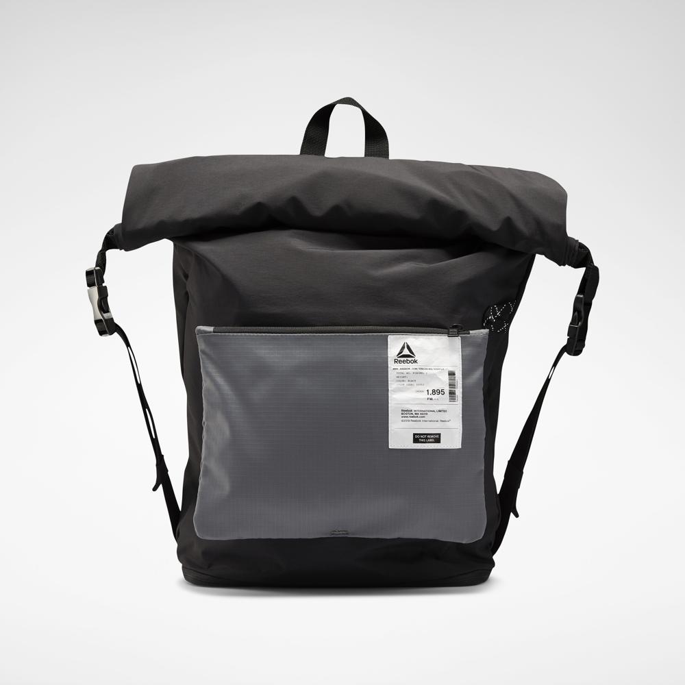 Рюкзак Reebok Ts Backpack, ED5966, черный рюкзак adidas harden backpack dw4716 черный