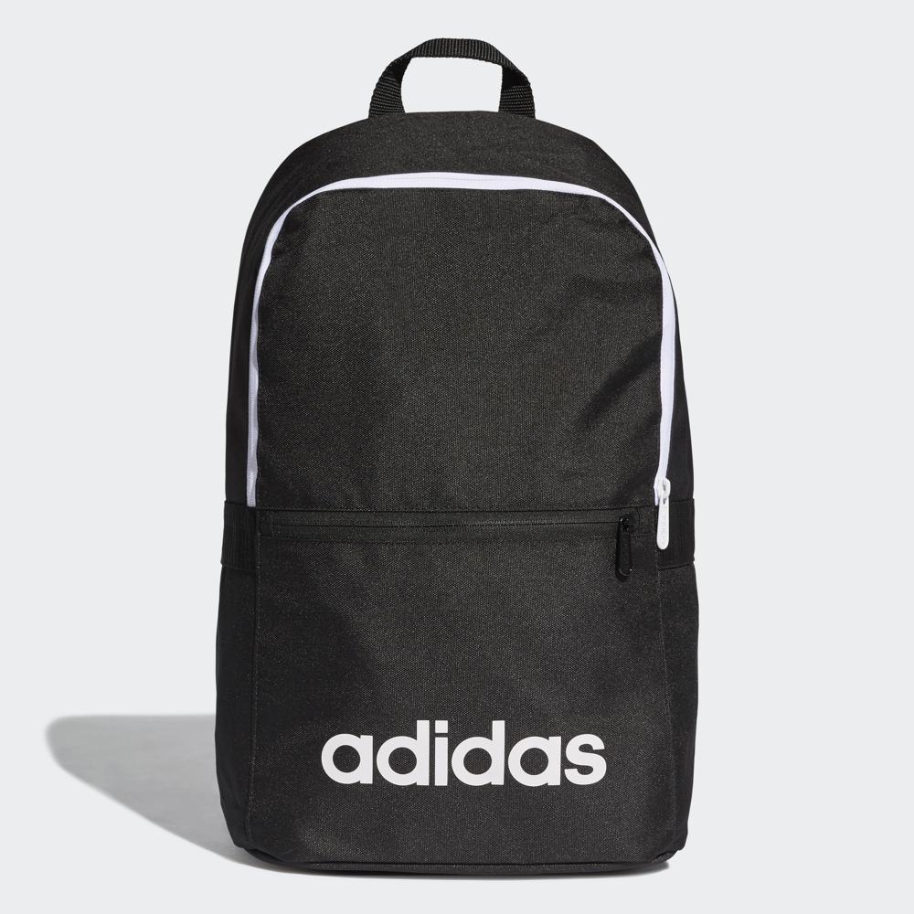 Рюкзак Adidas Lin Clas Bp Day, DT8633, черный рюкзак adidas real id bp цвет белый cy5618