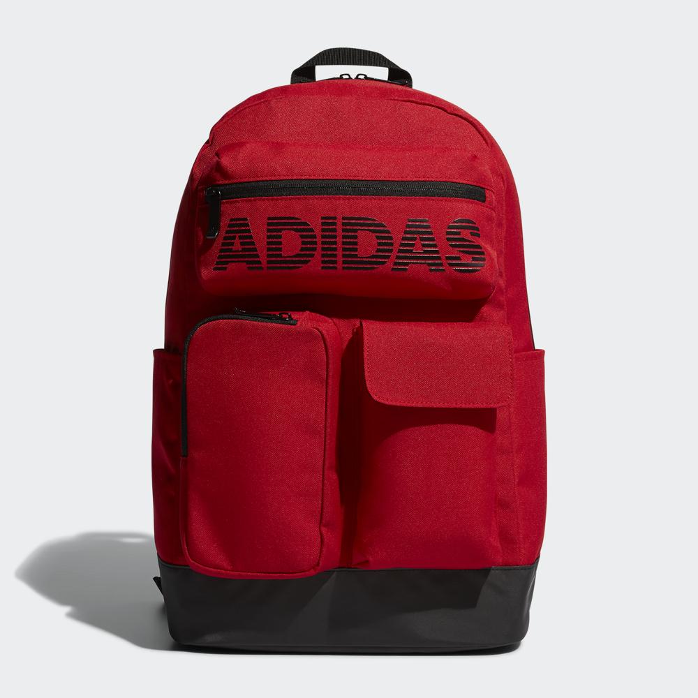 Рюкзак Adidas Cl 3D Pockets, ED6879, красный рюкзак adidas 2014 m30606