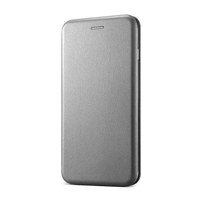 Чехол для сотового телефона Samsung Galaxy A8 Plus 2018, серый