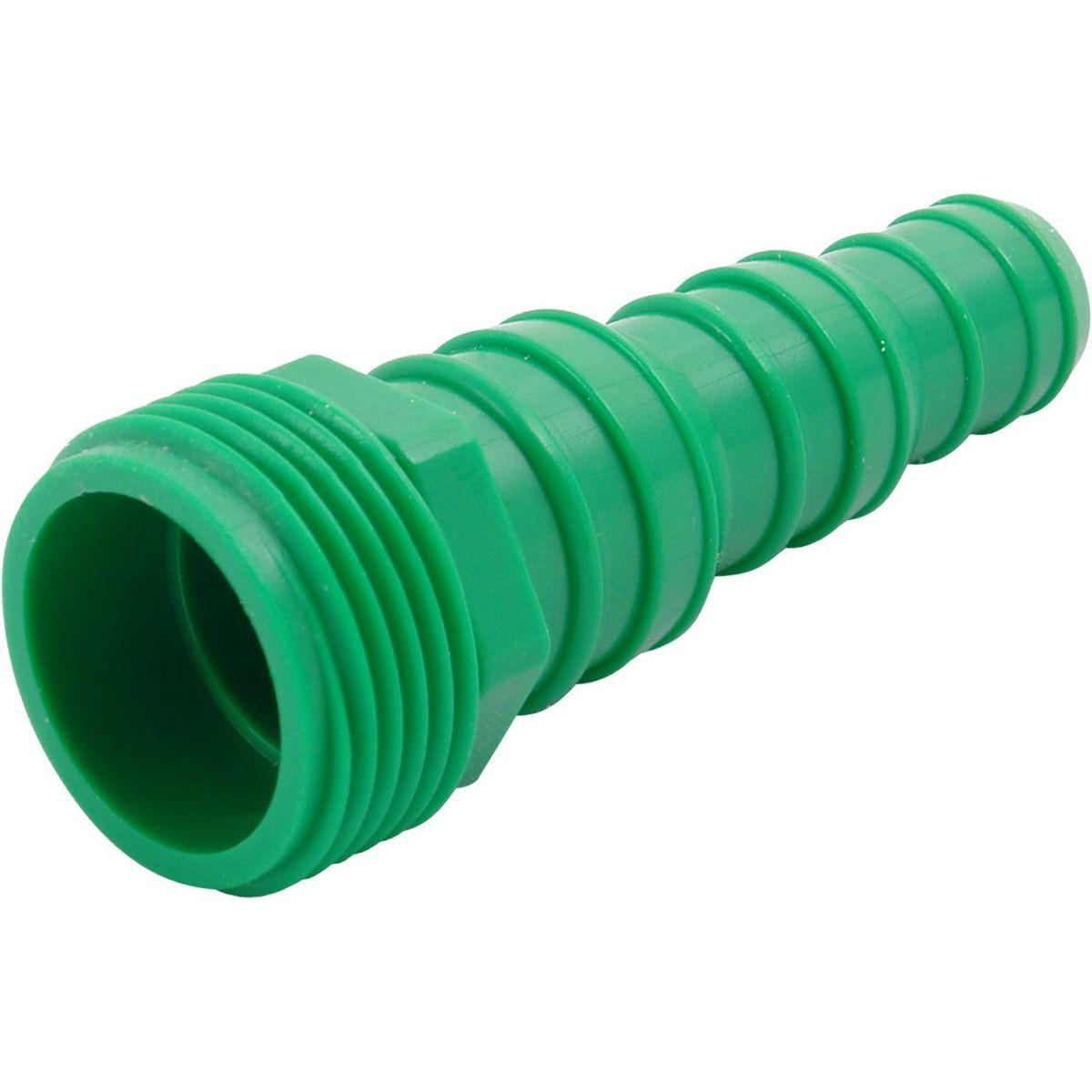 Адаптер поливного шланга Park, универсальный, в пакете, HL019, зеленый, черный адаптер поливного шланга росток внешний 426355