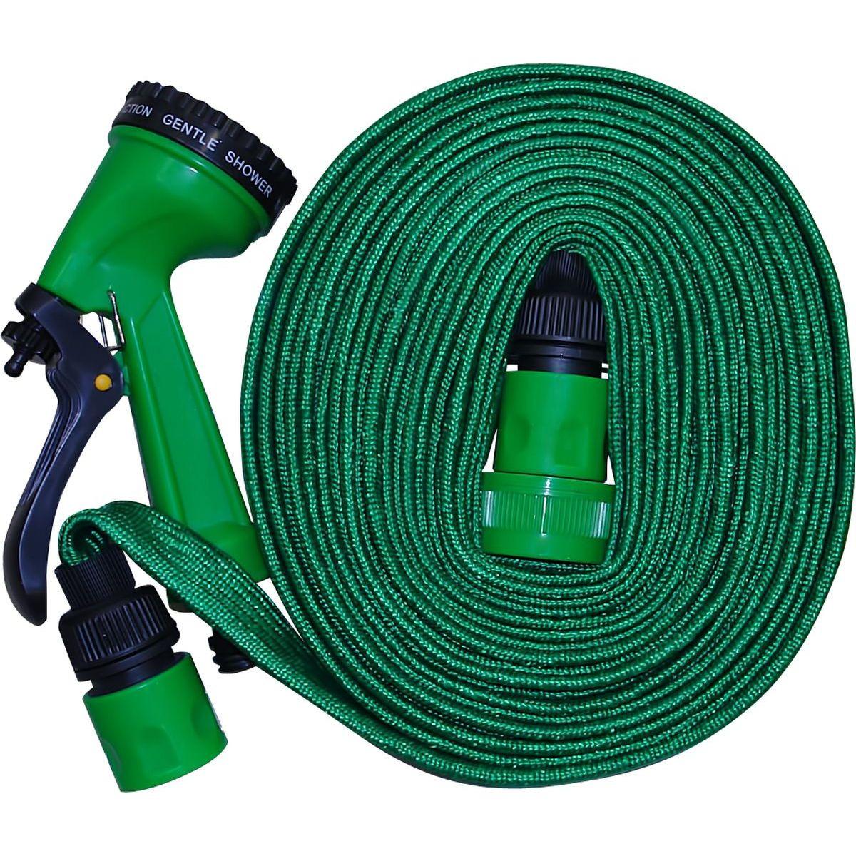 Система полива Park 1/2, HL157, зеленый, черный, 4 предмета соединитель колпачковый hyperline uy 2 0 4 0 9мм 100шт