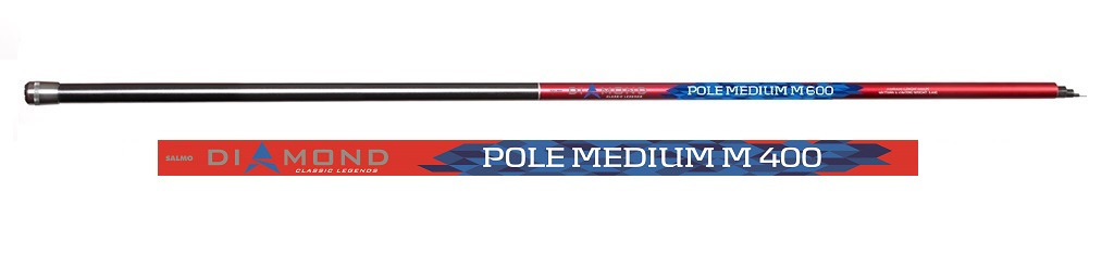 Удилище Salmo Diamond Pole Medium M 6.00, 2229-600